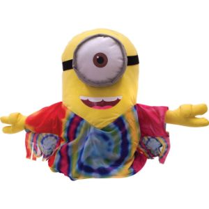 Minion Peace Plush 22''