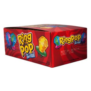 Ring Pops Twisted  - Case
