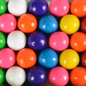 850 Count Zed Assorted Gumballs