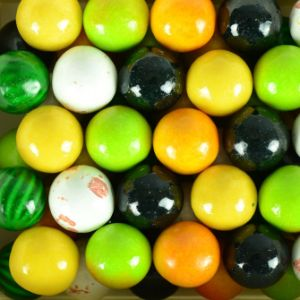 850 Count Fruity Medley Gumballs