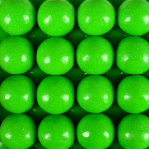 850 Count Green Apple Gumballs
