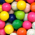 3650 Count Assorted Fruit Gumballs