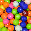 850 Count Dubble Bubble 10 Color Gumballs