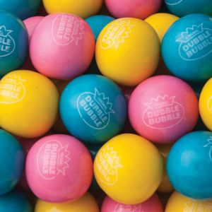 1300 Count Cotton Candy Gumballs
