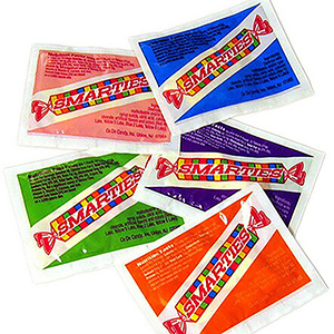 Smarties Mega Pouch - Case (1450 pcs)