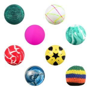 45mm - 60mm Hi-Bounce Ball Kit $0.28avg (300 pcs)