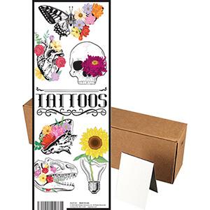Details about  /Sticker-Car Sticker Set-Black /& White show original title 17x10cm-Tattoo