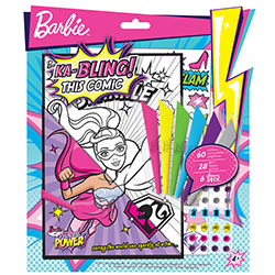 Barbie Ka-Bling Comic Set