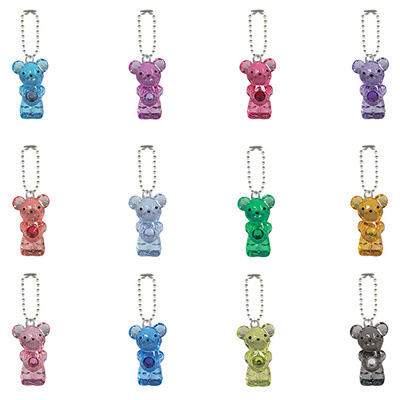 Birthstone Bears in Bulk Bag