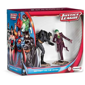 Batman vs Joker Scenery Figure