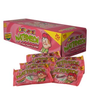 Sour Jacks Watermelon Display Box (24 pcs)