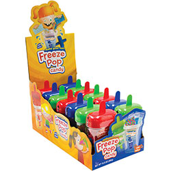 Candy Freeze Pop Display Box