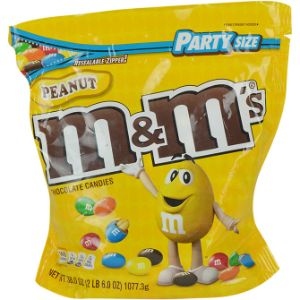 M&M's Peanut Bag