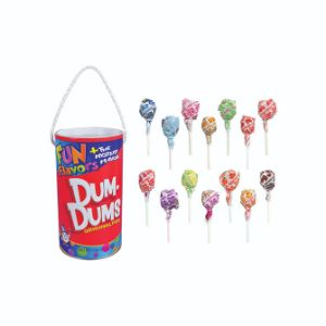 Dum Dums Mega Paint Can