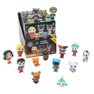 DC Comics Heroes and Pets Mystery Minis