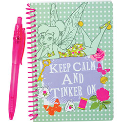 Disney Tinkerbell Stationery Set
