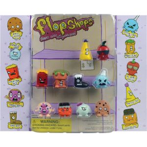 Flopshops Figurines Blister Display