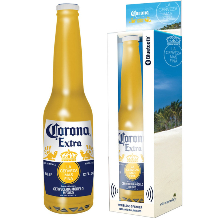 Corona Bluetooth Beer Bottle Speaker