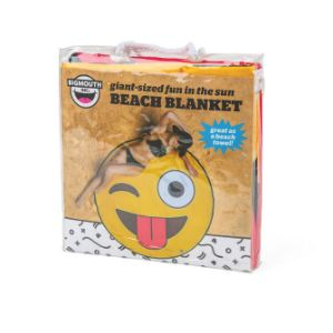 Emoji Beach Towel 60''