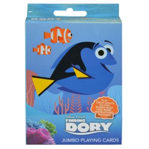 Finding Dory Jumbo Card Game