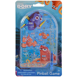 Finding Dory Pinball Game