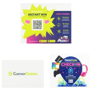 GamerGreen Check In Bundle
