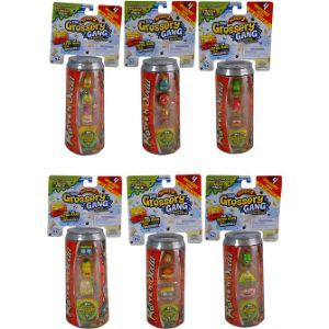 Grossery Gang Trash Pack 4pk