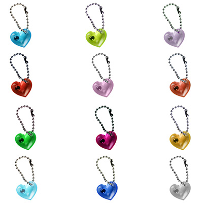 Heart and Soul Gems in 2in Capsules (250 pcs)