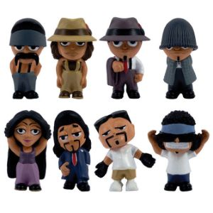 Homies Big Head Figurines in Bulk Bag (100 pcs)