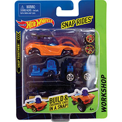 Hot Wheels Snap Rides