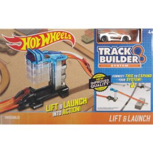 Hot Wheels Lift and Launch Track Builder