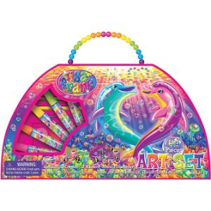 Lisa Frank Purse Art Set