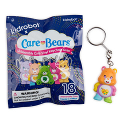 Care Bears Collectible Keychain in Blind Bag Series 2