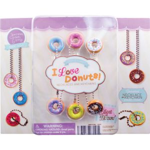 I Love Donuts Collection Display