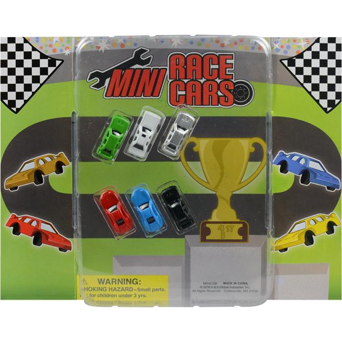 Figure 8 Cars For Sale: Mini Race Cars In Capsules