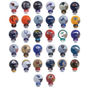 NFL Capsule Buildable Figurines (250 pcs)