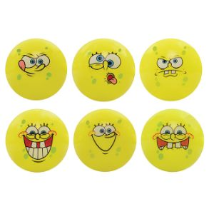 SpongeBob Wacky Face Rollers in Bulk Bag