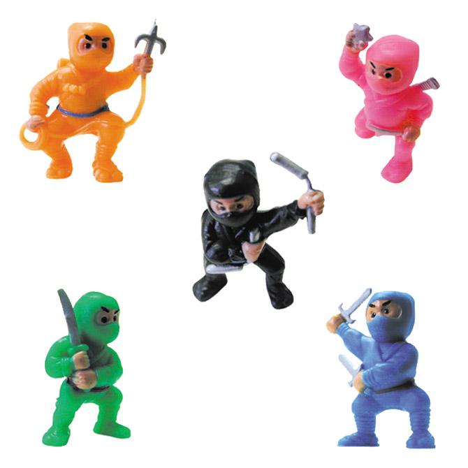 Mini Ninja Toys : Ninja fighters a global industries