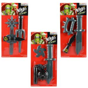 Ninja Playset Assorted