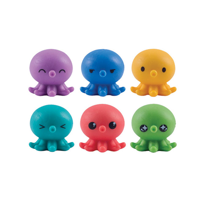 octo squishies a a global industries