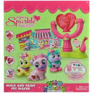 Spin and Sparkle Pet Maker