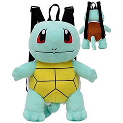 Pokémon Squirtle Backpack 15''