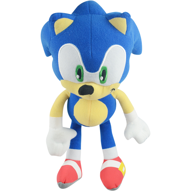 12in Sonic The Hedgehog Modern Plush Assortment A A Global Industries