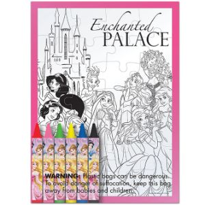 Princess Color Your Own Puzzle