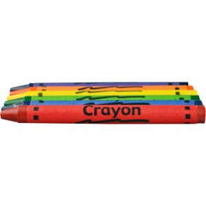 Primo Crayon Bulk Assorted Colors (3000 pcs)