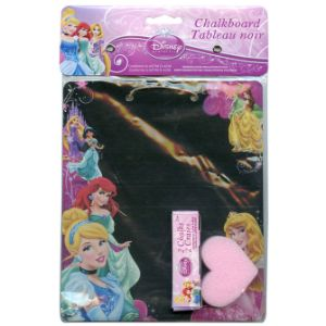 Princess Chalkboard with Eraser