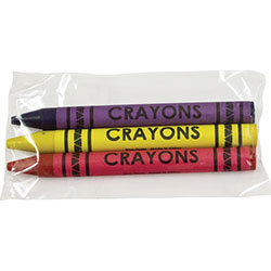 Cello 3 pack Crayons