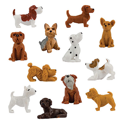 Adopt A Puppy Series 4 in Bulk Bag (100 pcs)