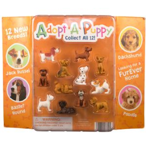 Adopt A Puppy Series 4 Blister Display