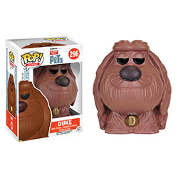 Pop Vinyl Secret Life of Pets Figure Duke